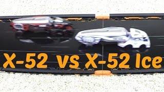 getlinkyoutube.com-Anki Overdrive Race Time: X-52 VS X-52 Ice (viewer requested race)