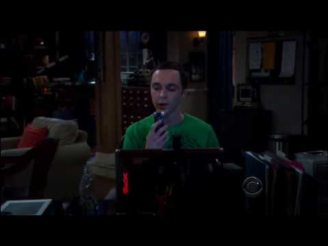 The Big Bang Theory - I do miss the warmth of human companionship