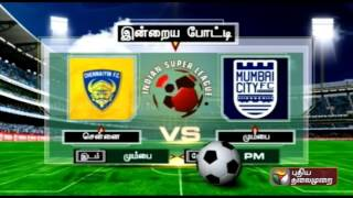 ISL 2015 - Matches Today