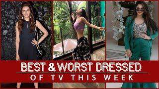 Jennifer Winget, Divyanka Tripathi, Karishma Tanna : TV's Best and Worst Dressed of the Week