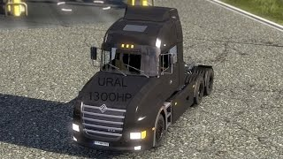getlinkyoutube.com-URAL 1300HP ETS2 (Euro Truck Simulator 2)