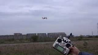 getlinkyoutube.com-Flip32+ CleanFlight GPS HOLD GPS HOME