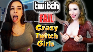 getlinkyoutube.com-The BEST Twitch Girl Fails 2017 of ULTIMATE Twitch Fails Compilation 2017 ft. CinCinBear, Alinity