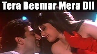 Tera Beemar Mera Dil (Telugu Version) | Boss (Chalbaaz) | Rajnikanth-Sridevi