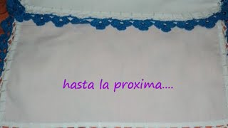 getlinkyoutube.com-PUNTILLA DE FLORES FACIL DE REALIZAR ((GANCHILLO)).