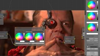 getlinkyoutube.com-Workflow demo: Tracking and Compositing the Captain's eyepatch