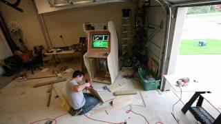 getlinkyoutube.com-Nostalgiatron - The Building of a DIY Arcade
