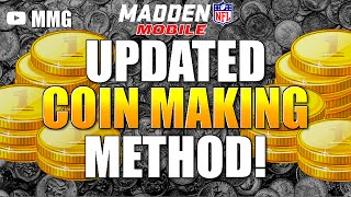 getlinkyoutube.com-(Updated!) How to Make Millions of Coins in Madden Mobile! (In-depth)