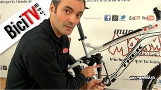 getlinkyoutube.com-Ajuste de la suspensión de la bicicleta; El SAG