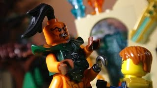 getlinkyoutube.com-LEGO NINJAGO THE MOVIE PART 23 - TRAILER 2 - SKYBOUND - CONQUEST OF NADAKHAN
