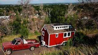 getlinkyoutube.com-Explore Zack Giffin's Energy-Saving Tiny House