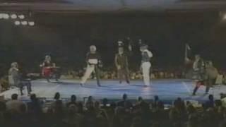 getlinkyoutube.com-Anthony Price Diamond Nationals  1994 Karate Fights