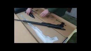 getlinkyoutube.com-GunPower Texan cal.45 Unboxing -  Airgun -1500 joules energy !