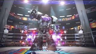getlinkyoutube.com-Transformers BATTLE MASTERS: Fight Night! HASBRO GAMING