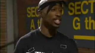 getlinkyoutube.com-Tupac Shakur 2Pac on In Living Color with Jamie Foxx and Tommy Davidson Funny
