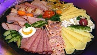 getlinkyoutube.com-Мясная тарелка. Фото оформления