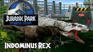 getlinkyoutube.com-Jurassic Park: Operation Genesis - Indominus Rex MOD