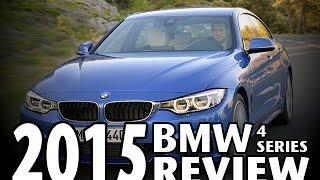 getlinkyoutube.com-2015 BMW 4 Series Review