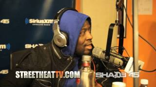 Wyclef Jean - Streetsweeper Radio Freestyle