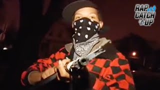 KING YELLA TOTES AN AK-47 ON 'CRIMINALS GONE WILD' DVD FROM 2008