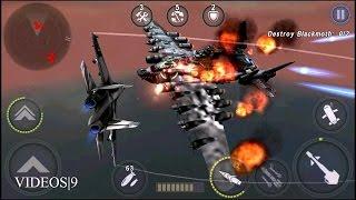 getlinkyoutube.com-GUNSHIP BATTLE : Episode 7 - Mission 9 - Black Moth