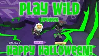 getlinkyoutube.com-Play Wild Update - Haunted Jamaa!