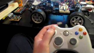 getlinkyoutube.com-RC Car Controlled by Arduino and Xbox360 Controller