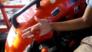 getlinkyoutube.com-รถไถคูโบต้า M7040. สอนขับเบื้องต้น