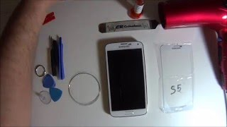 getlinkyoutube.com-Samsung Galaxy S5 Glass Only Repair - ER Cellutions