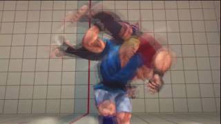 "getlinkyoutube.com-Super Street Fighter IV ""Super & Ultra Combo Exhibition"" (P01/02) [HD]"