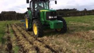 CARRE - Difficult conditions are no problem for CARRE strip till