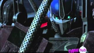 getlinkyoutube.com-TFP: Optimus Prime vs Nemesis Prime