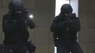 getlinkyoutube.com-'시민의 보디가드' 부산경찰특공대의 위엄