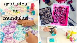 getlinkyoutube.com-Haz tus propios Grabados! Dani Hoyos Art