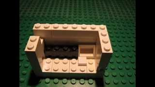 getlinkyoutube.com-How to build a Vending Machine out of Lego That Works