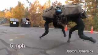 getlinkyoutube.com-Четвероногий робот Новейшие военные разработки
