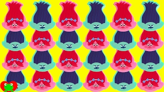 getlinkyoutube.com-Trolls Poppy and Branch Surprises