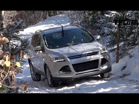 2014 Ford Escape Off-Road
