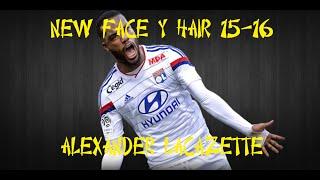 getlinkyoutube.com-NEW FACE Y HAIR ALEXANDRE LACAZETTE 2015-2016 :: PES 2013
