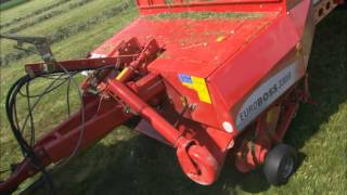 Pottinger loader wagons
