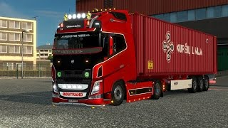 getlinkyoutube.com-[ETS2 v1.21] Volvo FH 2013 v19.0s + Cabin Accessories DLC