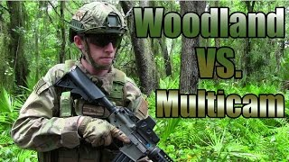 getlinkyoutube.com-Camo Vs. Camo - Woodland Vs. Multicam