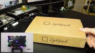 getlinkyoutube.com-LightPack Unboxing - LED Back-lighting for Gaming and Movies