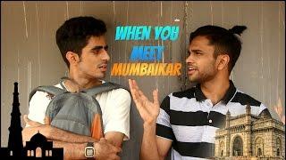 getlinkyoutube.com-What happens when Mumbaikar meets a Delhiite?