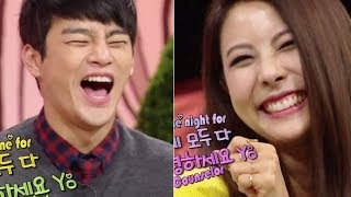 getlinkyoutube.com-Hello Counselor - Seo Inguk and Soohyun and Kevin of U-Kiss & more! (2013.11.18)