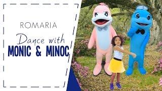 getlinkyoutube.com-Romaria - Theme Song Dance with Monic Minoc