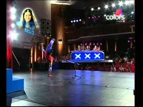 TALENT OF BIHAR (VINOD THAKUR) India's Got Talent Khoj 2, legless, handful hip hop dancer