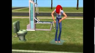 getlinkyoutube.com-Ariel pees her pants