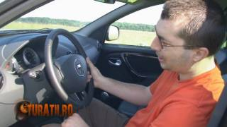 getlinkyoutube.com-Dacia Duster 1,5l dCi 110 CP 4x4 explicit video 1 of 3