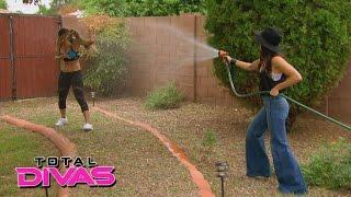 getlinkyoutube.com-Nikki Bella tries to convince Brie Bella to agree to an endorsement deal: Total Divas, Feb. 2, 2016